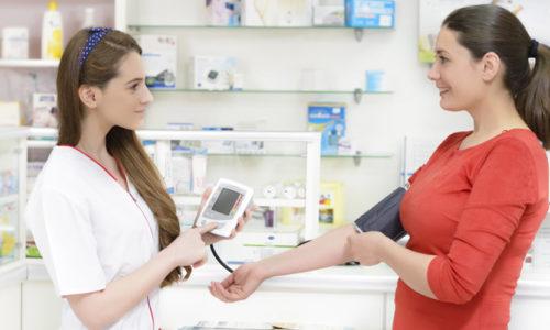 Blutdruck senken